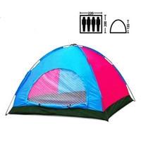 Палатка четырехместная Mountain Outdoor SY-013