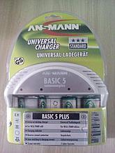 Заряднoе устройствo ANSMANN BASIC 5 Plus