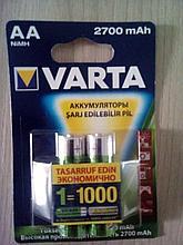 Аккумулятор VARTA Professional Accu AA, 2700 мАч, NiMH