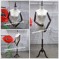 Манекен женский швейный с руками