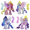 Фигурки MLP в ассортименте My Little Pony ПОНИ с блестками