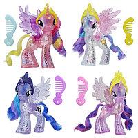 Фигурки MLP в ассортименте My Little Pony ПОНИ с блестками, фото 1