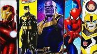 Любимые герои: трансформеры, м...
