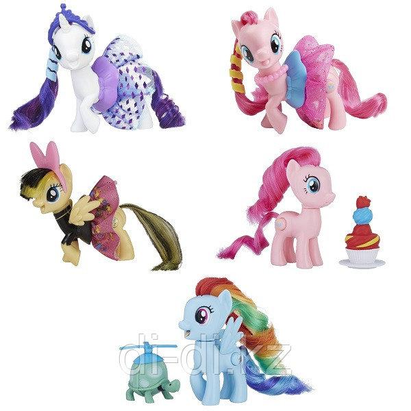 Hasbro My Little Pony ПОНИ в блестящих юбках (в ассортименте)