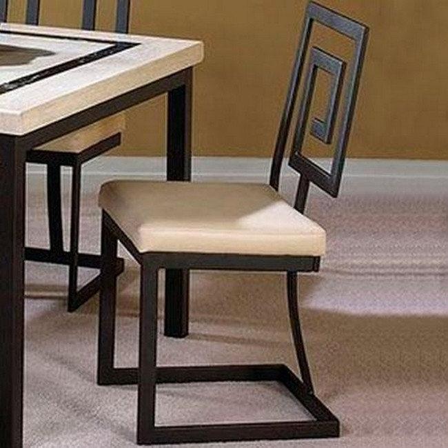 Металлический стул стиле Лофт, фото 2