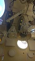 Люстра подвесная лофт 3х рожковая