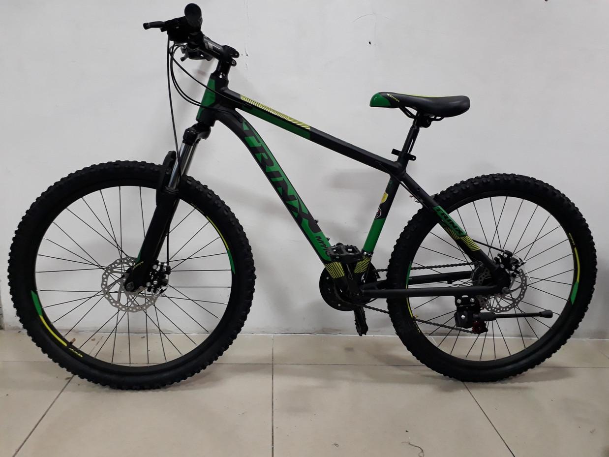 Велосипед Trinx M116, 17 рама - доступный байк