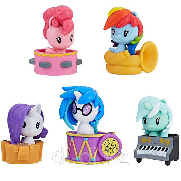 Hasbro My Little Pony Май Литл Пони Игровой набор Пони-Милашка (в ассортименте)