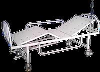 Кровать медицинская функциональная 4-х секционная «MCF KM 04-01» - механическая, с фиксированной высоты