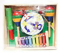 Детский музыкальный набор, 5в1