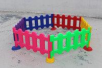 Пластиковое ограждение для детской зоны, Китай