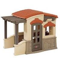 Детский игрушечный домик с козырьком DT-028, Китай