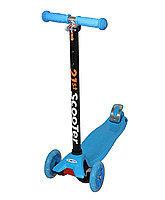 Самокат Scooter, синий