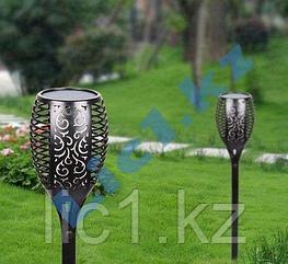 Cветильник на солнечной батарее светодиодный садово-парковый SLG  Пламя