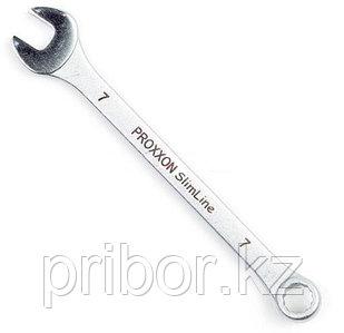23907 Proxxon Ключ комбинированный рожково-накидной  7мм