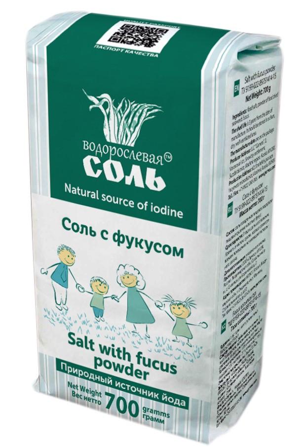 Соль с фукусом