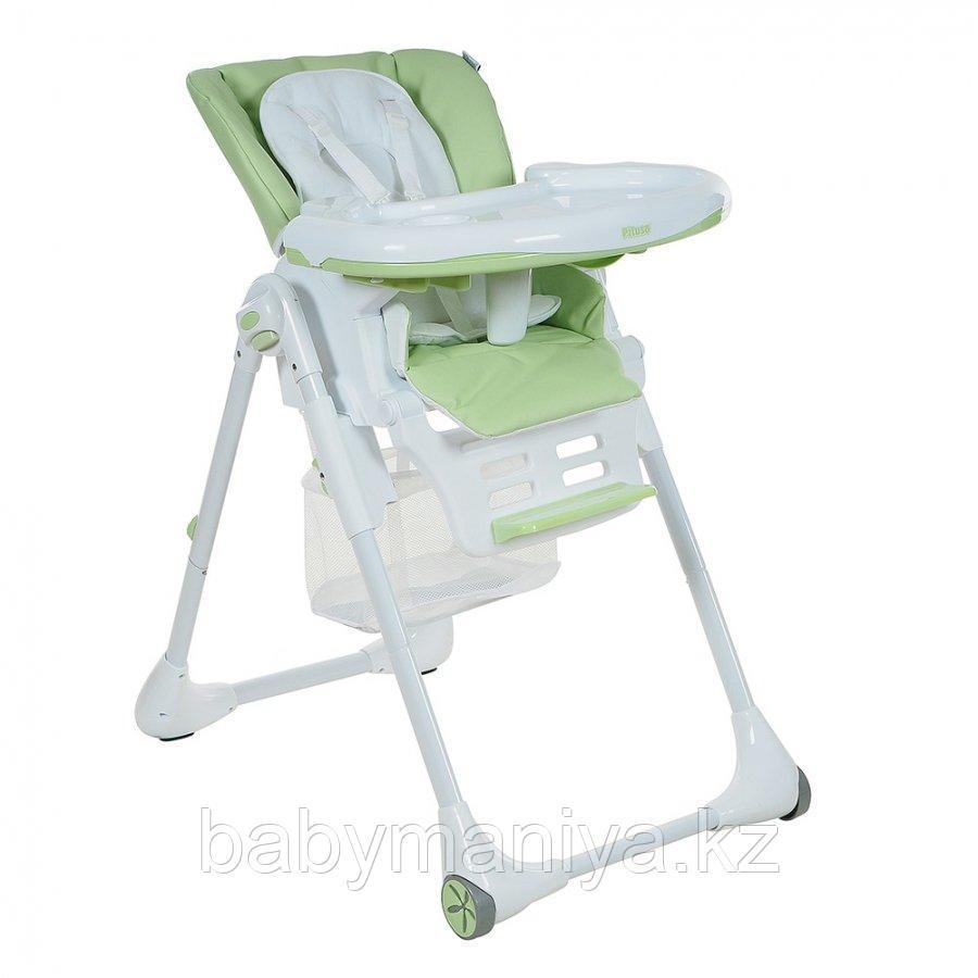 Стульчик для кормления  PITUSO ELCANTO ECO Light green/Светло-зеленый