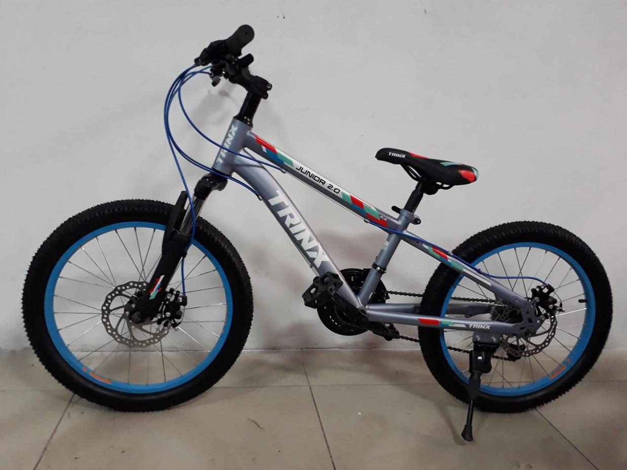 """Детский велосипед со скоростями """"Trinx"""" с гарантией качества. Рассрочка. Kaspi RED"""