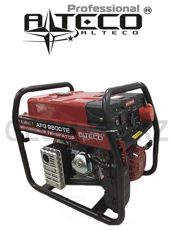 Источник с электростартером Alteco APG-9800TE (N) (Алтеко)