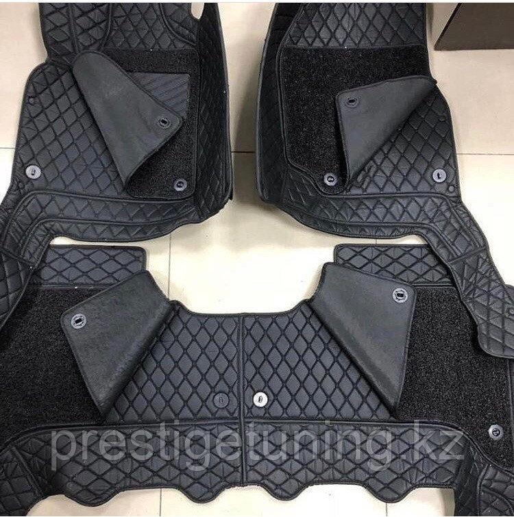 3D Люкс коврики на Camry V70