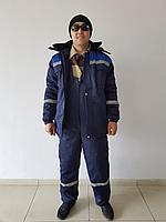 "Зимняя спецодежда ""МОНТАЖ-1"", утепленная рабочая одежда, фото 1"