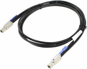 Кабель Adaptec ACK-E-HDmSAS-HDmSAS-2M SAS внешний, 2м., разъемы SFF8644 - SFF8644