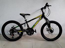 """Легкий велосипед со скоростями """"Trinx"""" для детей!"""