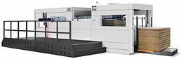 Автоматический штанцевальный пресс MCH-1100