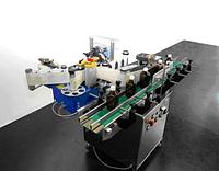 Автомат нанесения самоклеящейся этикетки, однопозиционный на цилиндрическую тару
