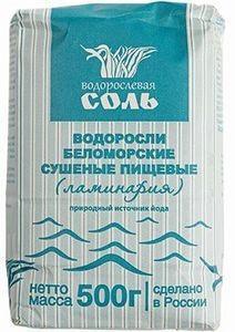 Водорослевая соль с ламинарией