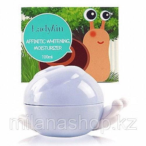 Ladykin Affinitic Whitening Moisturizer -  Осветляющий крем для кожи