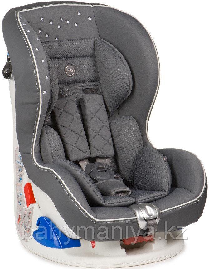 Автокресло Happy Baby 0-18 кг Taurus V2 Grey