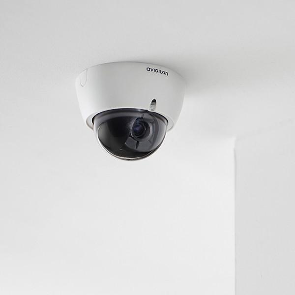 AVIGILON Kупольная камера высокой четкости 1.0 МП 1.0-H3-D1