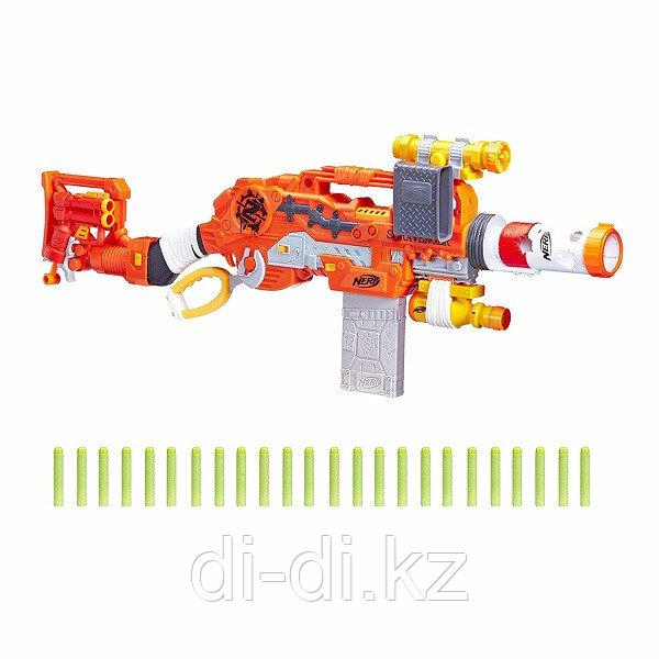 Игрушечное оружие Hasbro Nerf Нерф Зомби Выживший