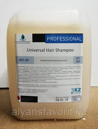 Universal Hair Shampoo - универсальный шампунь для волос. 5 литров.РК, фото 2