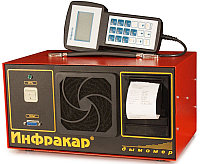 Дымомер Инфракар Д 1.02 с принтером