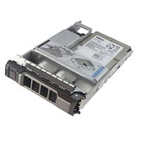 Серверный жесткий диск Dell/SAS/300 Gb/15k/12Gbps 512n 2.5in Hot-plug Hard Drive, 3.5in 400-ATIJ