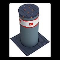 STOPPY MBB/ DACOTA 220/500 нержавейка - усиленный боллард электромеханический с накладкой из нержавейки