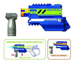 Silverlit Lazer M.A.D. Дополнительный модуль с рукоятью (+15м)