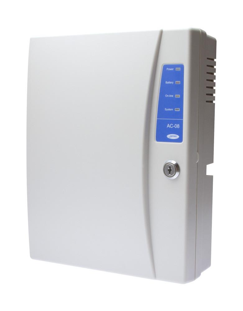 PARSEC AC-08 Сетевой охранный контроллер