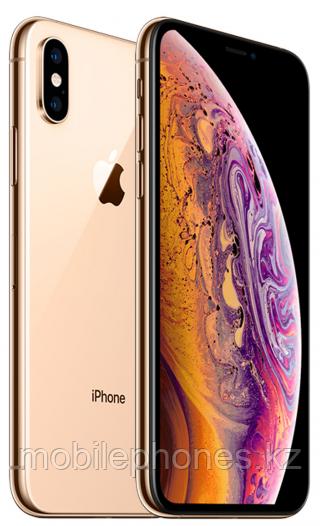 Смартфон IPhone XS Max 64Gb Gold 2SIM