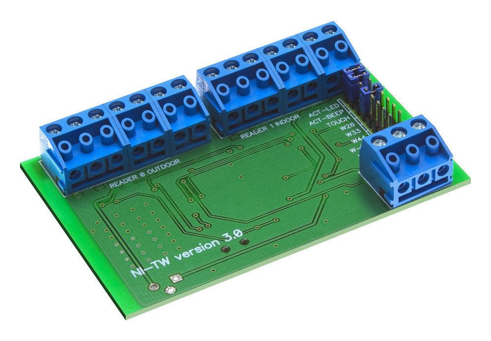 PARSEC NI-TW Интерфейс, фото 2
