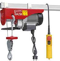 Таль электрическая PA 125/250кг-12/6м, TOR