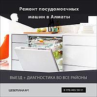 Замена впускного клапана посудомоечной машины Candy