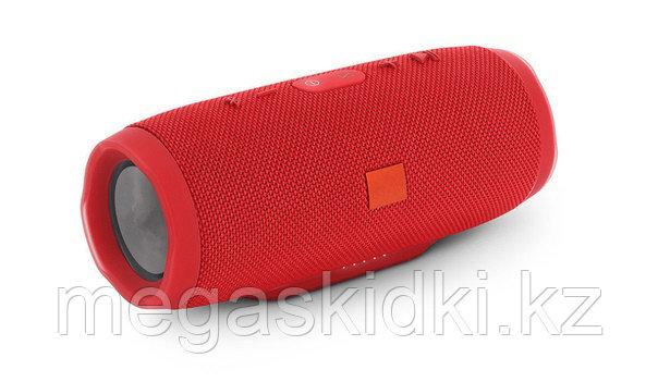 Портативная колонка Bluetooth E3 CHARGE3+ красная