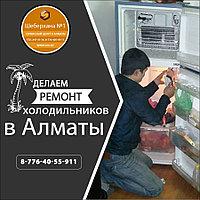 Ремонт холодильников Иссыке. Выезд 3000 Тг.