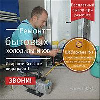 Ремонт холодильников Электролюкс Алматы