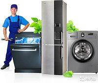 Замена электроклапана (без заправки) холодильника LG