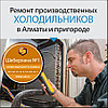 Монтаж холодильных камер Carboma Cryspi