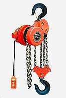 Таль электрическая цепная 1т-6м DHP 380 В стационарная, TOR